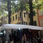Även som svensk kände man sig välkommen på Giaredo-festivalen.