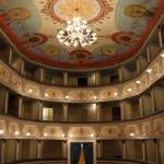 Teatro Mercantini i Ripatransone.