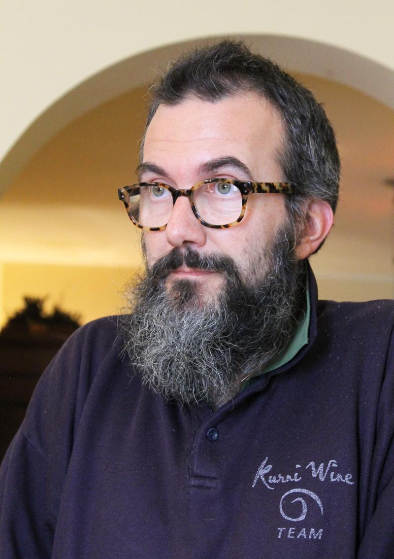 – Inställningen är allt. Man måste ta det man gör på allvar om det ska bli bra, säger Marco Casolanetti.